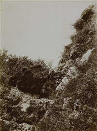 volga cliffs landscape, nijni-novgorod by maxim dmitriev