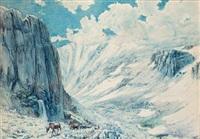 paso de la montaña by josé arpa perea