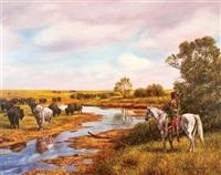 white buffalo by hubert wackermann