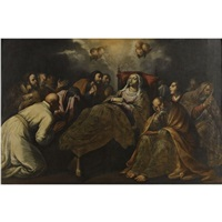 the death of the virgin by francisco pacheco