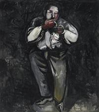 smoker by zhang enli