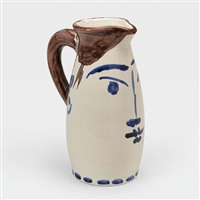 chope visage by pablo picasso