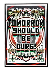 tomorrow should be ours by mark titchner