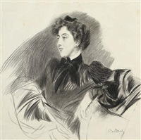 portrait by giovanni boldini