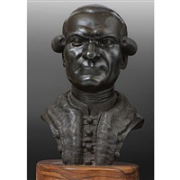 bust of martin georg kovachich by franz xaver messerschmidt