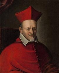 ritratto di cardinale by scipione pulzone
