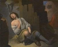 le retour du fils prodigue by michael sweerts