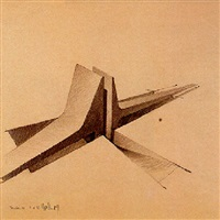 tombe ii by claude parent