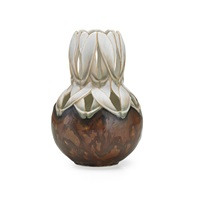 fine and cabinet vase pods by effie hegermann-lindencrone