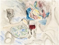 les oeufs by raoul dufy