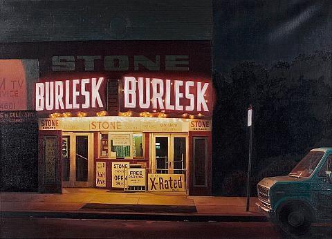 stone burlesk by robert gniewek