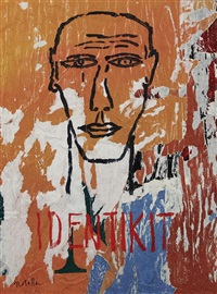 identikit by mimmo rotella