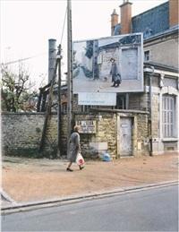 rue longvic, dijon by pierre huyghe