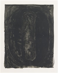 figure 0 by jasper johns
