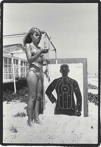 jane fonda with target by dennis hopper