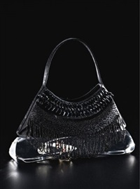 unique sophia lauren bag (from wearable art for stars series) by ted noten