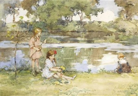 fishing for tiddlers by robert eadie