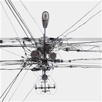 poles 07 (from japan series) by andreas gefeller