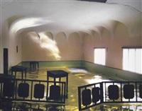 classroom, casa del fascio by james casebere