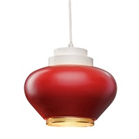 pendant lamp a333 turnip by alvar and aino aalto