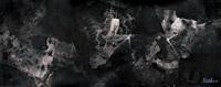黑色空间的时间碎片 (black space) by liu zijian