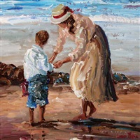 mother and child by lorna miller