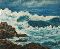 paisaje marino by joaquín clausell