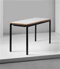 table, from cité cansado, cansado, mauritania by charlotte perriand