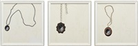 heirlooms and accessories (set of 3) by kerry james marshall