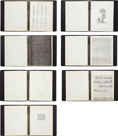 three operas a theory of poetry america drill passport one hundred sonnets lyrics and odes and shape and structure 7 books by carl andre