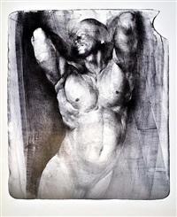 male nude by oldrich kulhánek