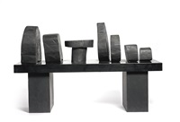 the forgotten city (in 3 parts) by louise nevelson