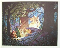 gandalf the white by greg & tim hildebrandt brothers