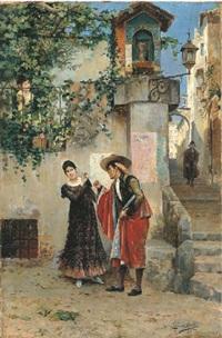 an amorous advance by juan gimenez y martin