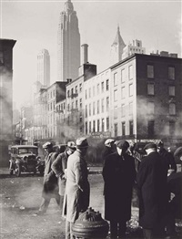 new york by andreas feininger