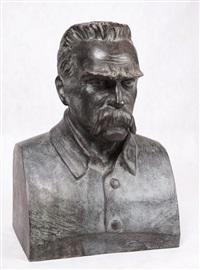 popiersie marszałka józefa piłsudskiego by stanislaw jackowski