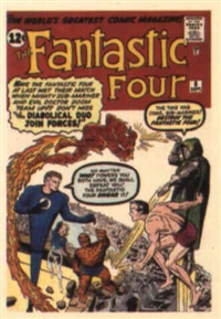 fantastic four no.6 by dick ayers