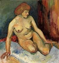 weiblicher akt by hertha lischke