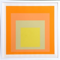 interaction of color: homage to the square by josef albers