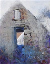 looking towards maria's house by jo ashby