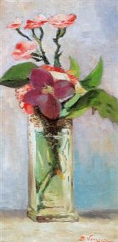 bloemstilleven by bastiaan vroegop