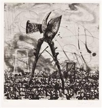 secateurs by william kentridge