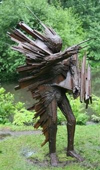 blast figure by halliday avray-wilson