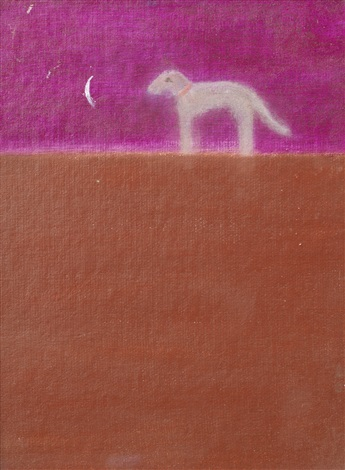 dusty by craigie aitchison