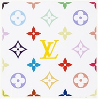 superflat monogram by takashi murakami