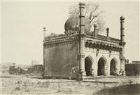 mosque of yakoot dabooli by thomas biggs