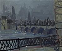 karlův most od novotného lávky by vladislav vaculka
