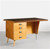 desk by richard neutra
