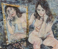 cathy and the mirror by john de burgh perceval