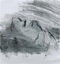 portrait couche by arnulf rainer